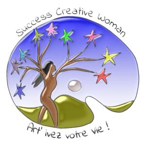 Success Creative Woman logo