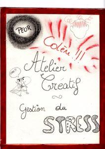atelier créatif Stress